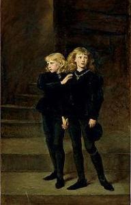 Les petits princes de la Tour Sanglante ont mystérieusement disparu en 1483.