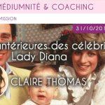 EMISSION CTVM TV – Les vies antérieures des célébrités : Lady Di