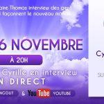 Lundi 16/11/2015 à 20h : rencontrez Cyrille Soufflant