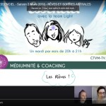 EMISSION ESSENCIEL – Saison 2 sur CTVM TV- RÊVES ET SORTIES ASTRALES