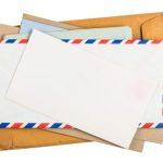 Rêves : rêver de lettre