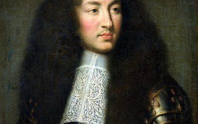 La citation du jour de Louis XIV