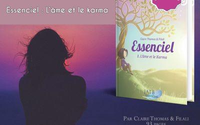 Jeu concours pour gagner ma BD Essenciel : l'âme et le karma