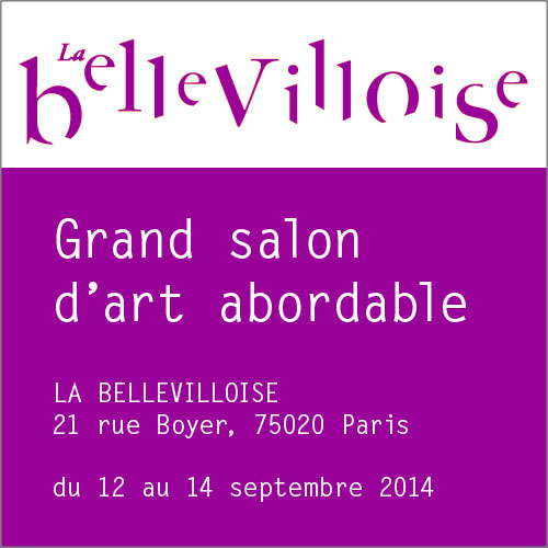 BELLEVILLOISE • GRAND SALON D