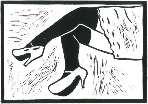Stockings #05 black