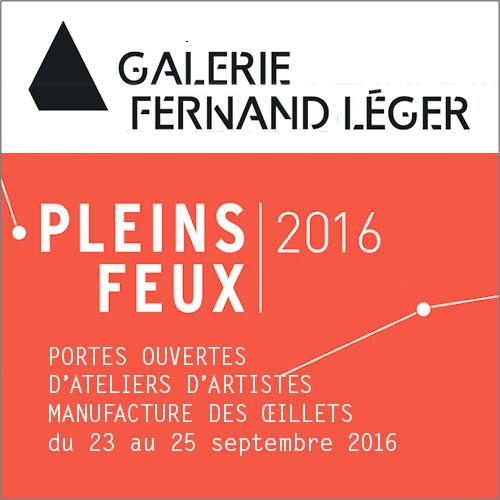 Exposition Galerie Fernand Leger 2016
