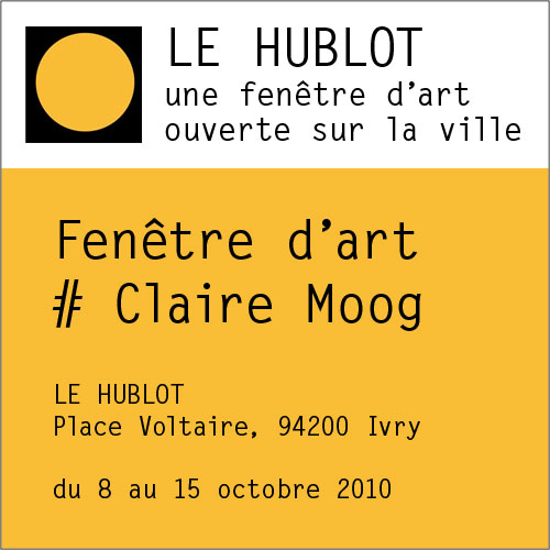 Expo Le Hublot octobre 2010