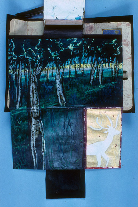 Claire Owen: Bookworks/Turtle Island Press: NIGHT BELT BOOK