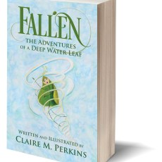 Announcing the Release of My New Book, Fallen!