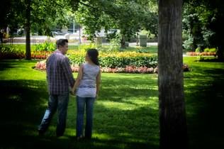 Tina and Chris at Gage Park Brampton 10