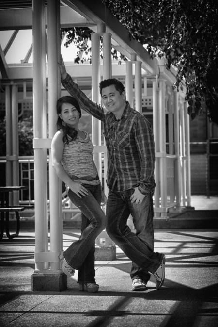 Tina and Chris at Gage Park Brampton 13
