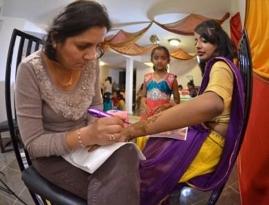 0002 Hilda Daniesh Henna wedding