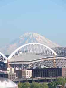 mont Baker seattle etats unis