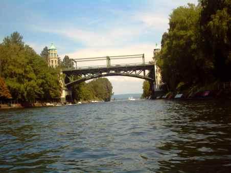 Kayak Lake Union Seattle Etats Unis