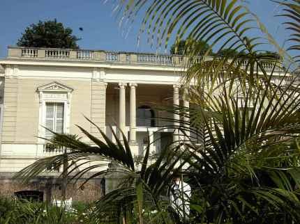 Bagatelle Paris Jardin Parc