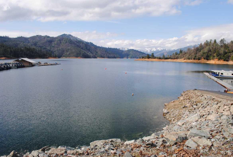 shasta lake etats unis (4)