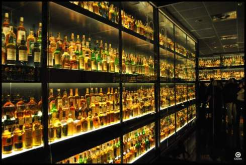 The Whisky Experience, Edimbourg, Ecosse