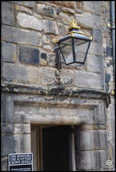 château edimbourg ecosse