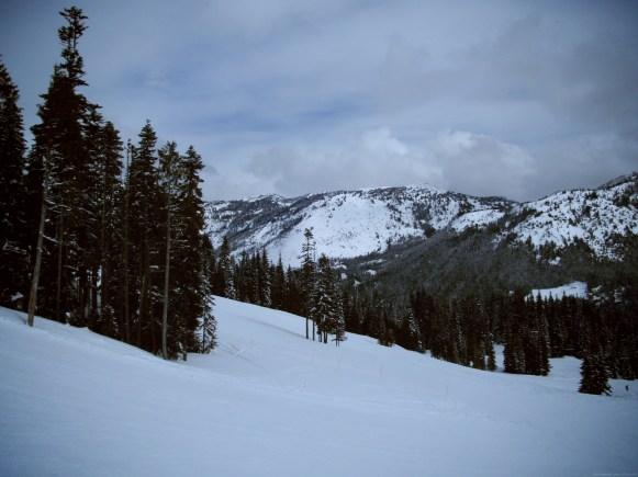 skier près de seattle