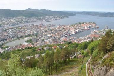 Floyen, Bergen, Norvège (3)