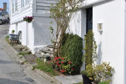Dans les ruelles de Bergen - Norvège