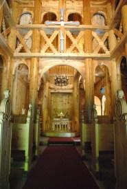 The wooden Church - Bergen - Norvège