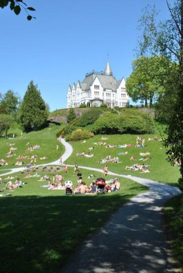 Gamlehaugen - Bergen - Nrovège