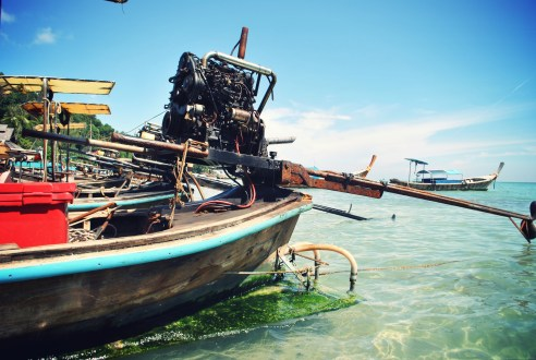 Kho Phi Phi Thaïlande