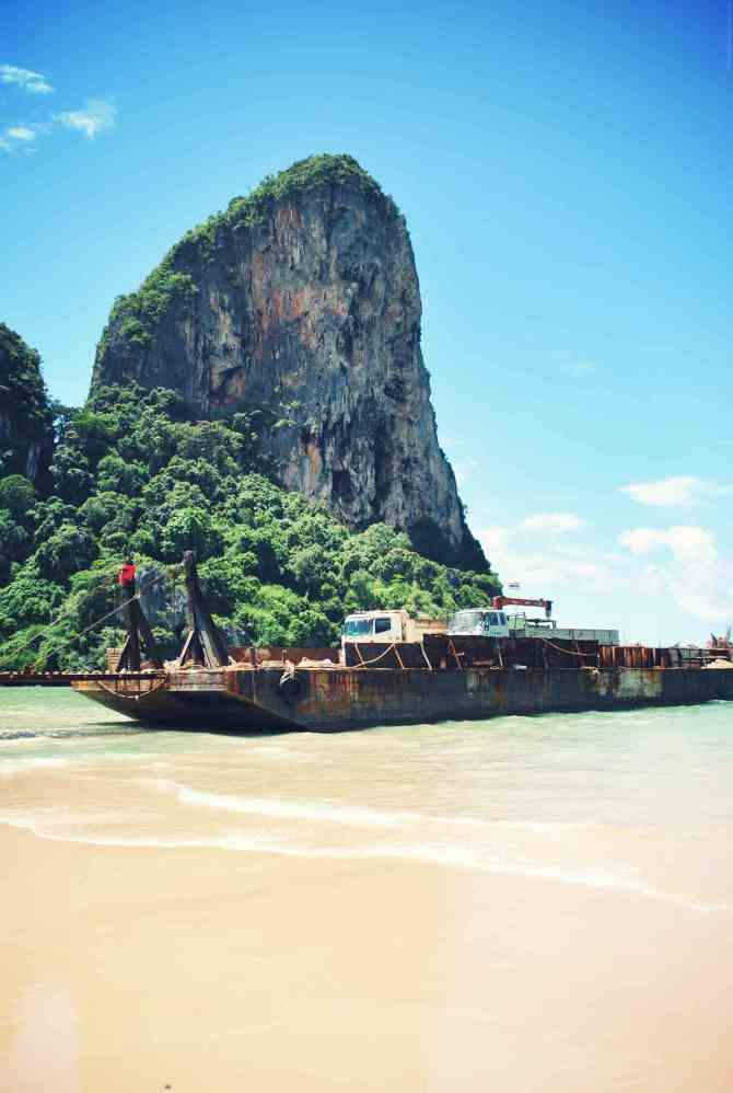 Railay Beach - Thaïlande asie