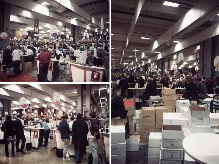 Salon du vin paris claire 39 s blog for Salon vin paris