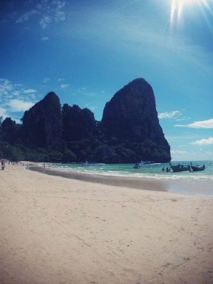 Railay Beach - Thaïlande - plus belle plage du monde