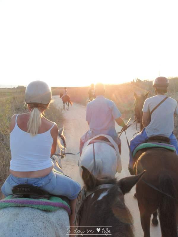 balade à cheval malte