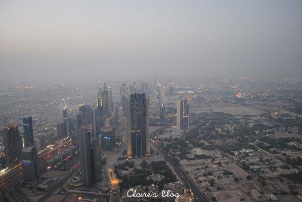 Burj Khalifa Dubaï Tour la plus haute du monde