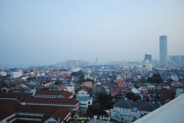 Three Sixty Revolving Rooftop penang Malaisie