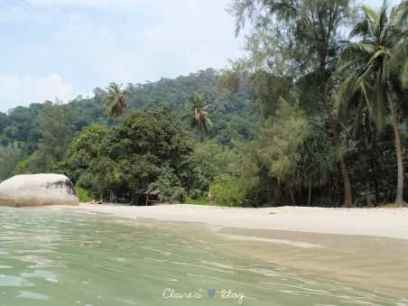 Monkey Beach Penang Malaisie