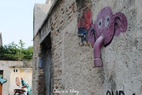 street art GeorgeTown Penang Malaisie Asie