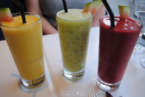 Paradis du fruit restaurant