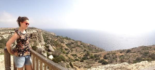 Dingli Cliffs malte