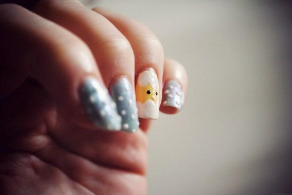 Nail art vernis à ongles