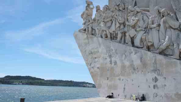 Monumentdes découvertes portugal lisbonne