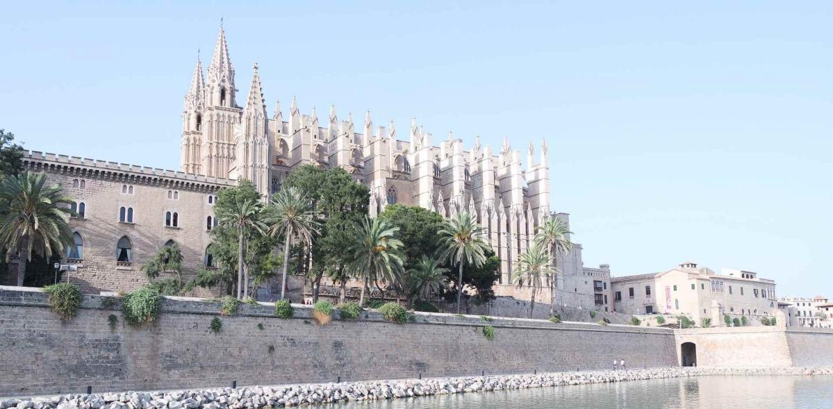 Palma de Majorque !