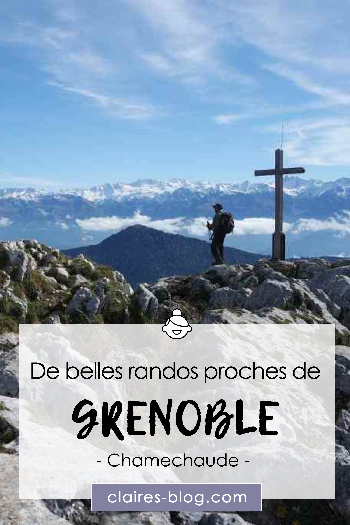 De belles randos proches de Grenoble - Chamechaude
