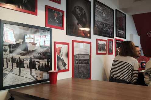 poutinebros restaurant rennes poutine