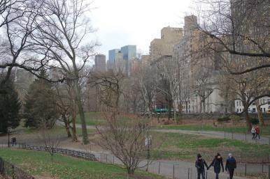 central park voyage new-york