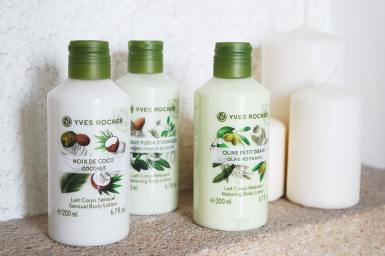 bain douche yves rocher collection gel sans parabène