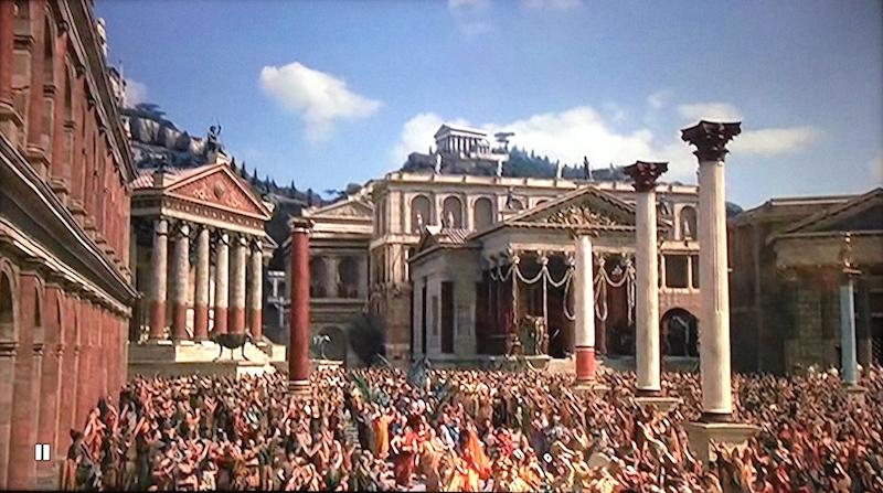forum rome avant
