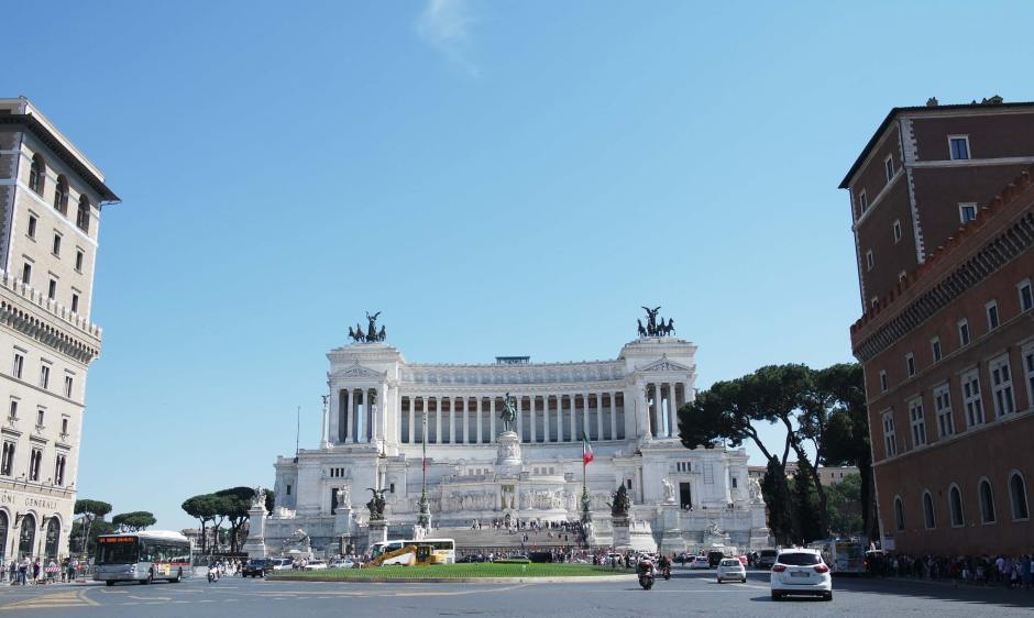 place nationale rome itralie