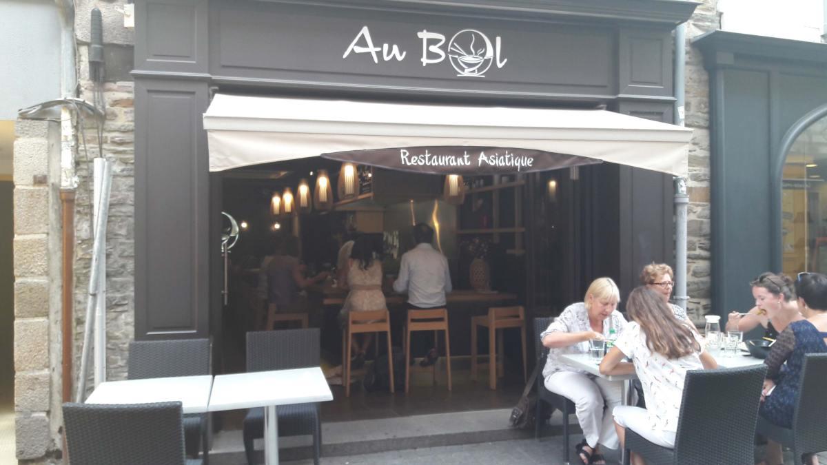 Au Bol - Rennes - Restaurant Chinois