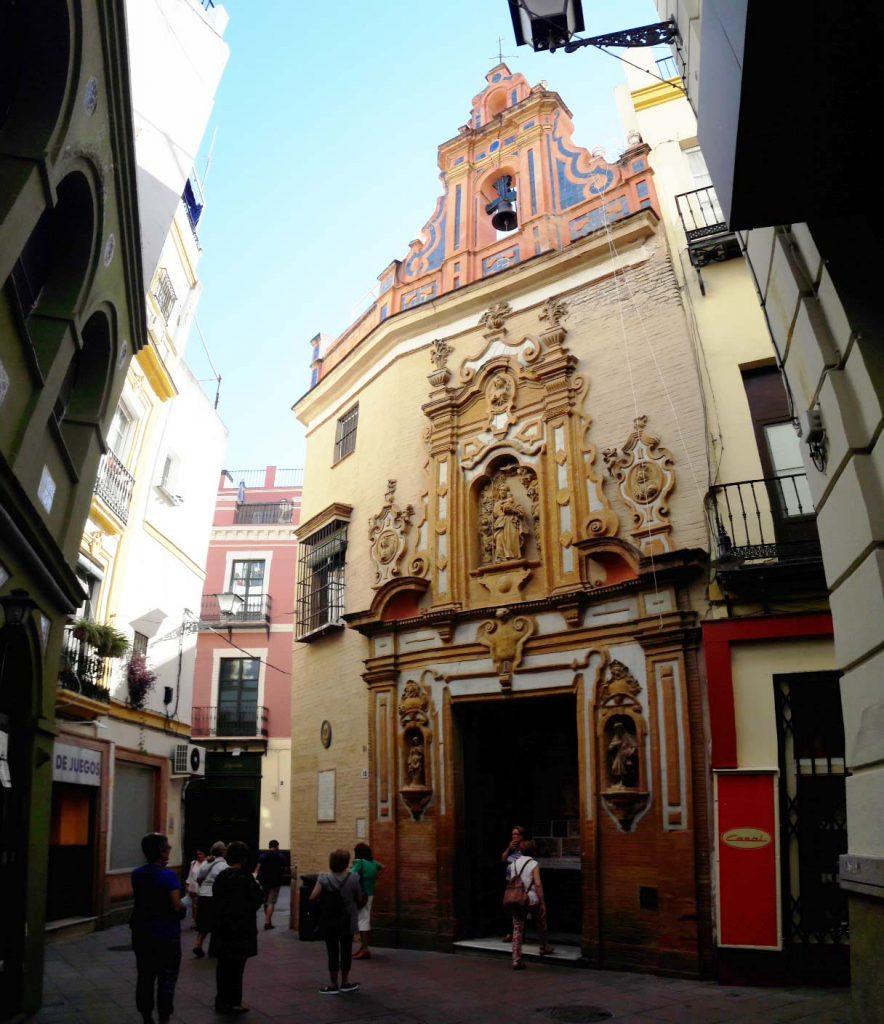 Capilla de San José séville andalousie espagne