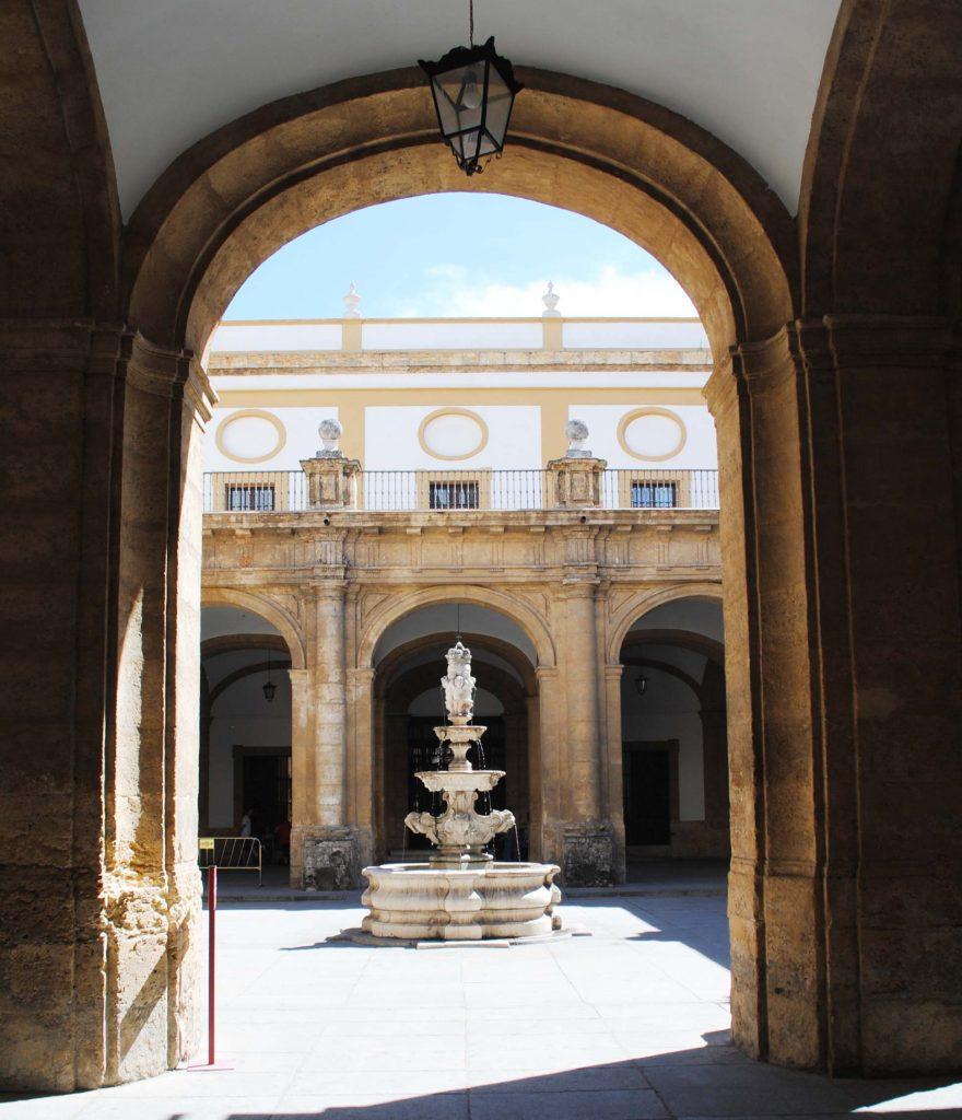 universite séville andalousie espagne